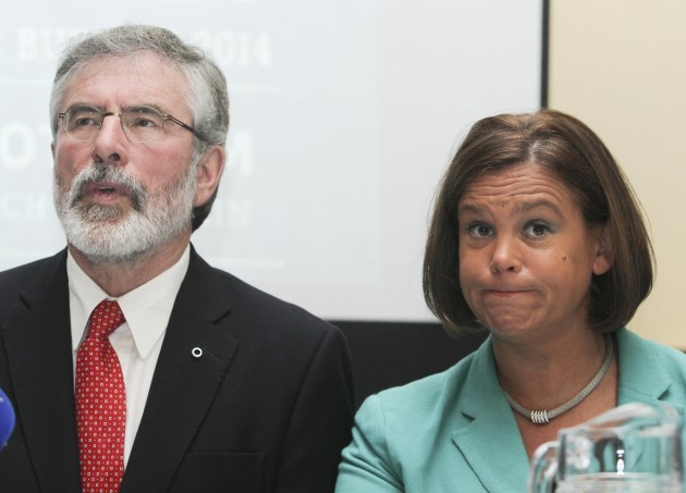 Sinn Fein - Sinn Fein launch Alternati