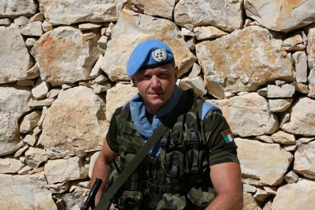 Sgt Brian Reid UNDOF Syria