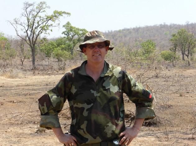 Lt Gerry Reynolds