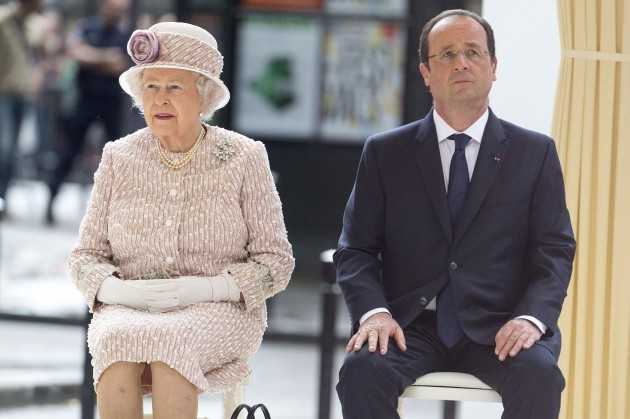State visit to France