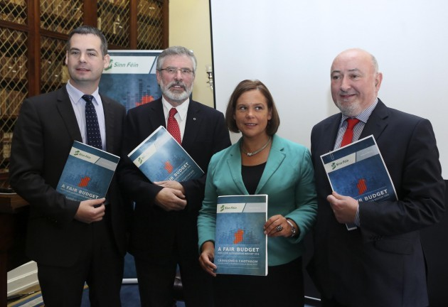Sinn Fein - Sinn Fein launch Alternati