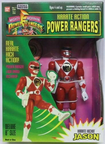 Karate-Action-Red-Ranger
