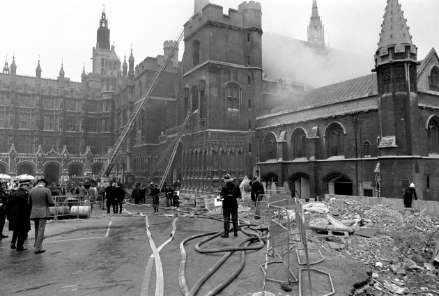 British crime - Terrorism - The IRA - London - 1974