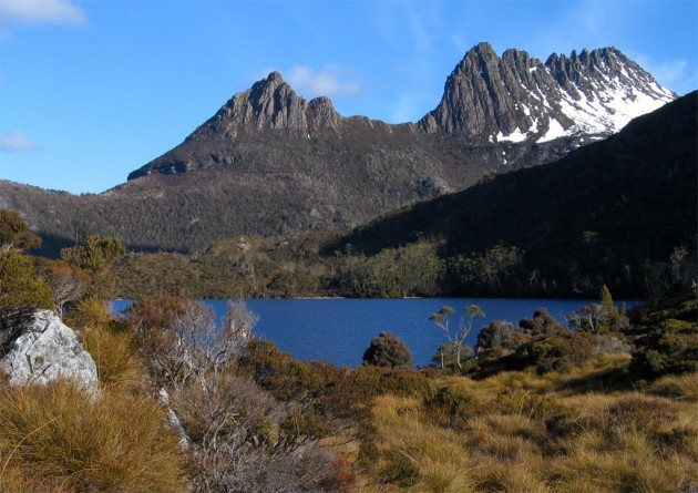 CradleMountain