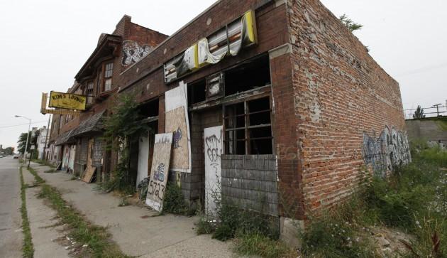 Reshaping Detroit