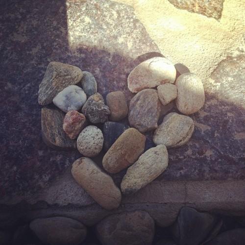 My stone heart