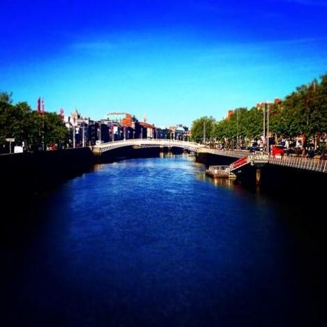 dublin city bridge