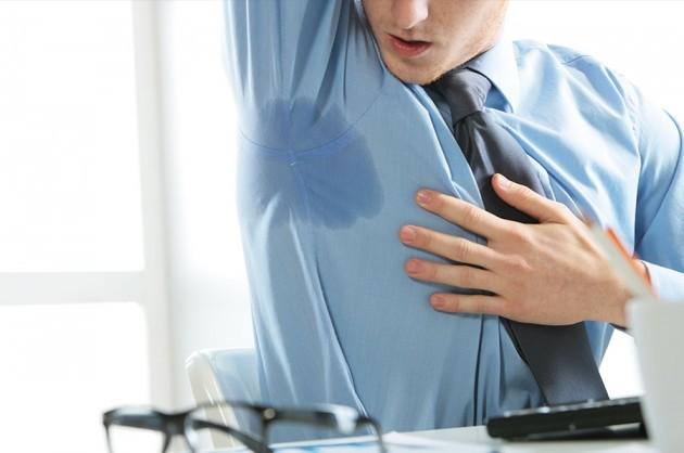 sweating-on-treadmill-desk