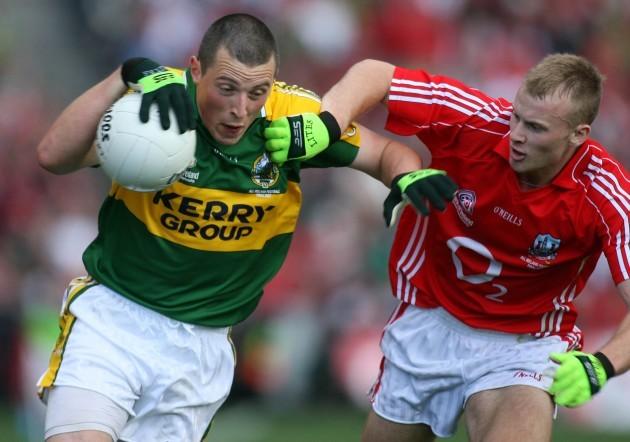 Kieran Donaghy and Michael Shields 16/9/2007