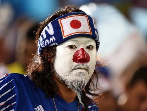 Soccer - FIFA World Cup 2014 - Group C - Japan v Greece - Estadio das Dunas