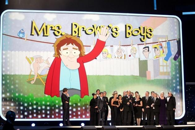 National Television Awards 2013 - Show - London