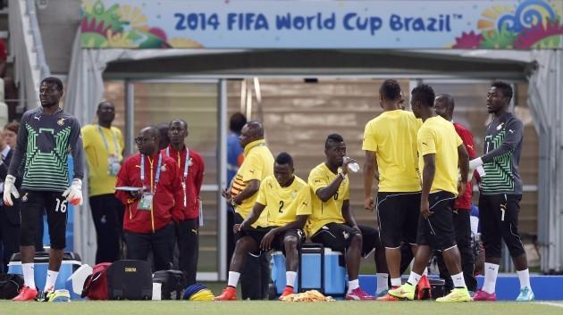 Brazil Soccer WCup Germany Ghana