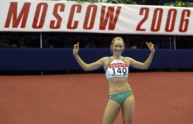 RUSSIA WORLD INDOOR ATHLETICS