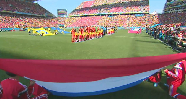 Holland Chile