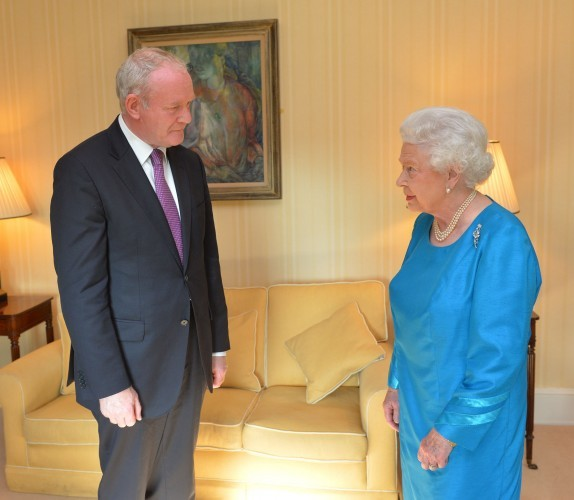 Royal visit to Ulster - Day 1