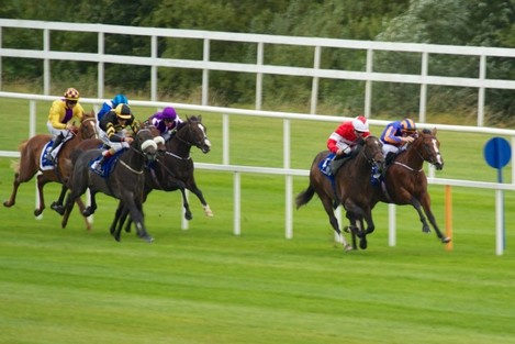 The 2nd Maiden race