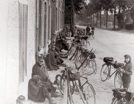 WWI Tour de France