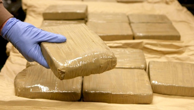 Two held over 7m Euro heroin seizure