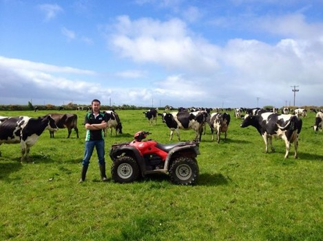 It's National Dairy Week - we'll hear from a ...