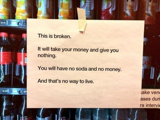 Good guy vending machine - Imgur