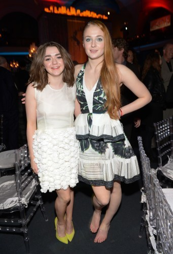 NY Premiere of Game of Thrones Fourth Season Party