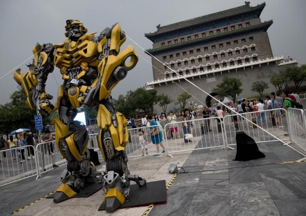 China Transformers