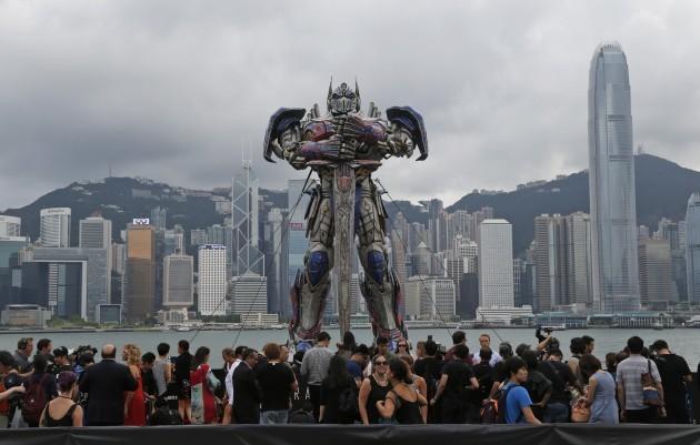 Hong Kong Film Transformers