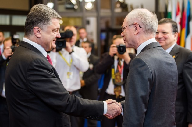 Belgium EU Summit Ukraine