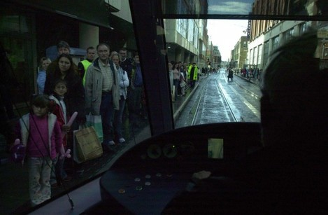 File Pics Luas drivers, who are members of SIPTU, have balloted for industrial action.