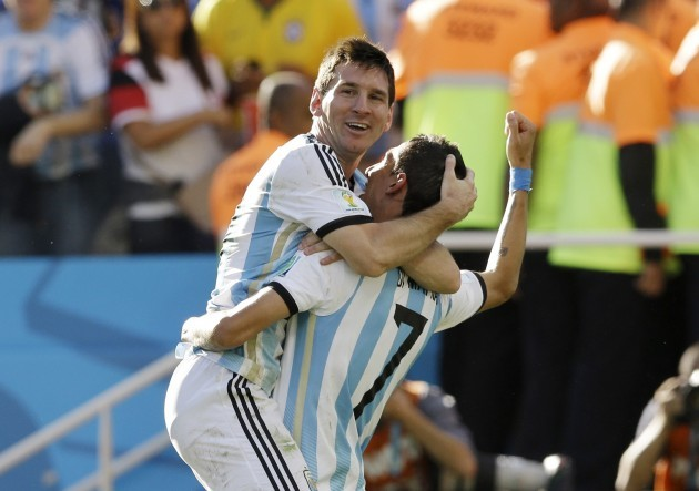 Brazil Soccer WCup Argentina Switzerland