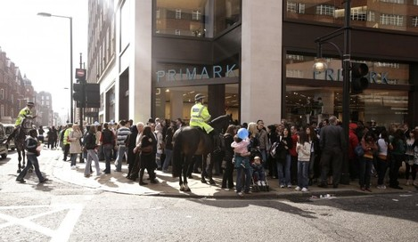 Flagship Primark store opens