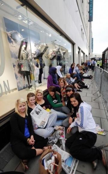 Primark store opens in Bristol