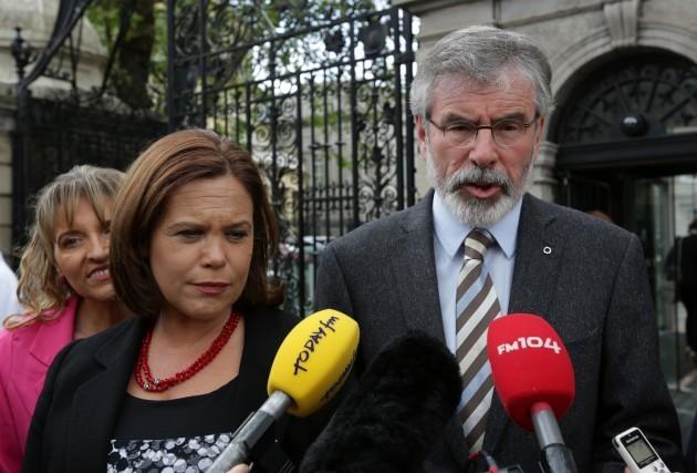 Sinn Fein New MEPS