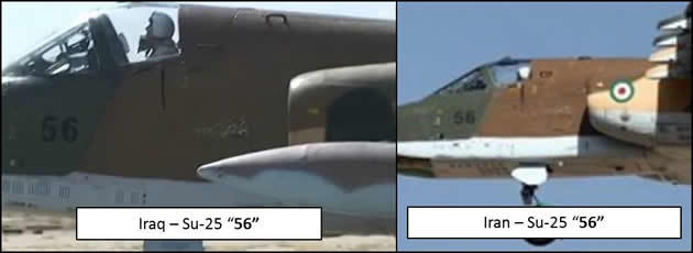 Iraq-Iran su 25 nose blog