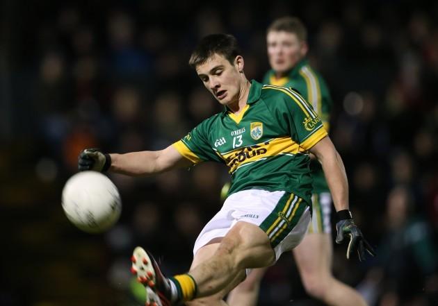 Gavan O'Grady was amongst Kerry's goalscorers tonight.