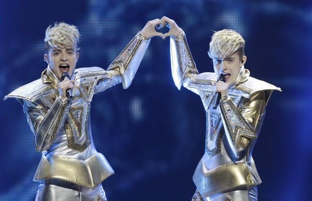 57th Eurovision Song Contest - Rehearsal - Baku