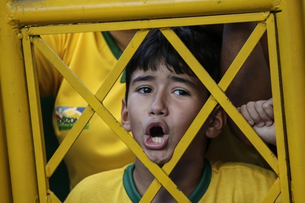 Brazil Soccer WCup Brazil