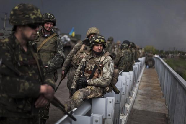 East Ukraine