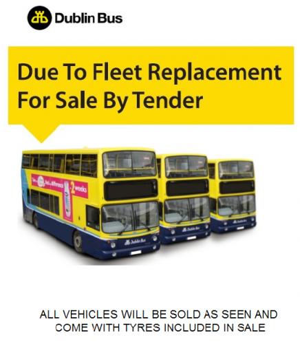 dublin buses for sale