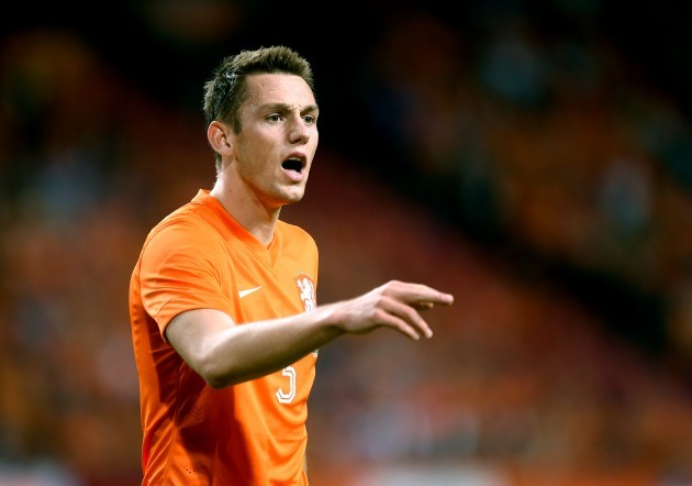 Soccer - International Friendly - Netherlands v Wales - Amsterdam Arena