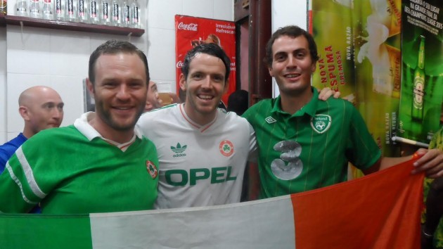 487a07c9169 Kerrymen at the Copacabana -- Ireland are surely the best-supported ...