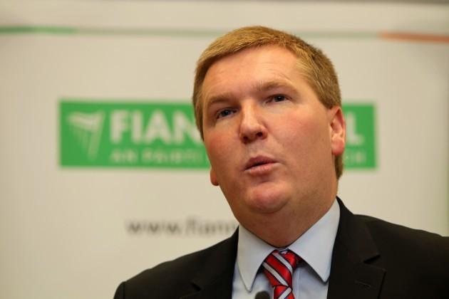 Fianna Fail Proposals for Budget