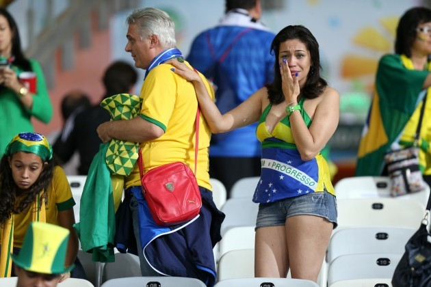 Brazil world cup fans opinion you