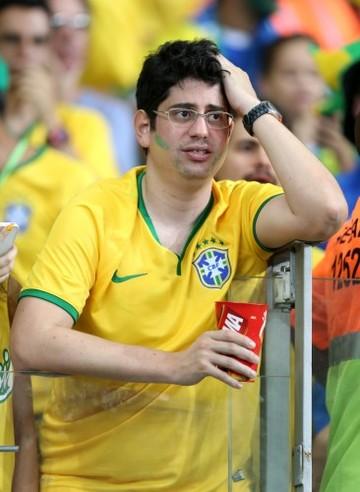 Soccer - FIFA World Cup 2014 - Semi Final - Brazil v Germany - Estadio Mineirao