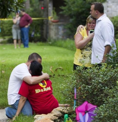 Houston Suburban Shooting