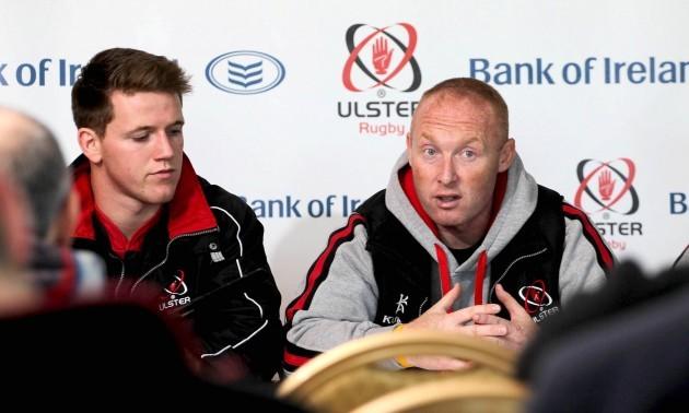 Craig Gilroy and Neil Doak 1/11/2011