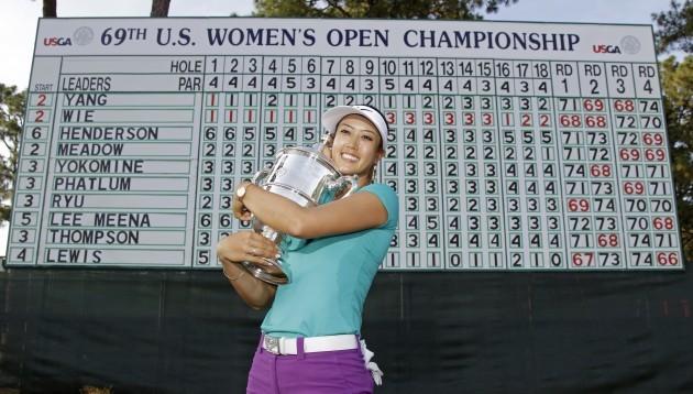 US Womens Open Golf