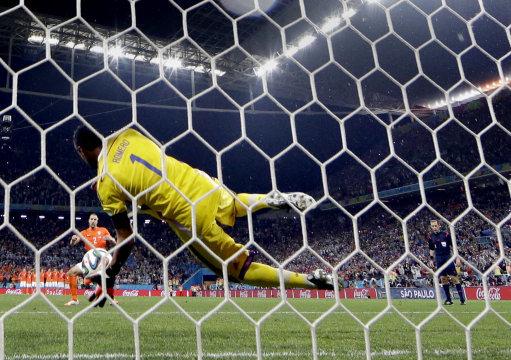 Brazil Soccer 2014 WCup Netherlands Argentina