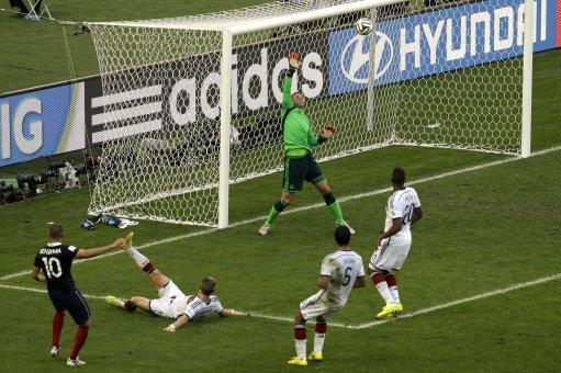 Brazil Soccer WCup Germany France