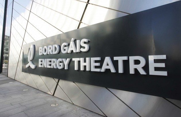 File photo: Bord Gáis Energy Theatre goes on the market.